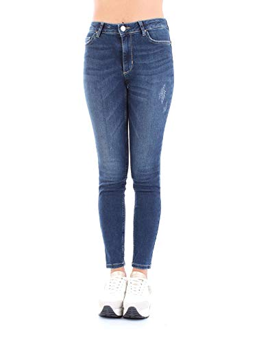 Heach Blu Jeans Silvian Cotone Pga18806jedenim Donna 6pwwdX