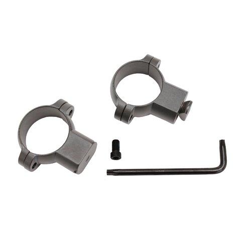 Leupold Std Medium Rings Silver 49902 For Sale