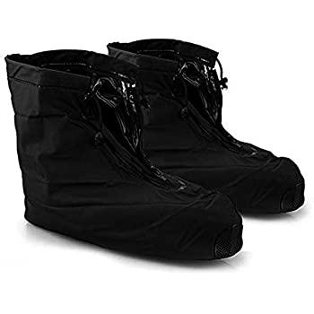 3b8d1dc7ccc DiDaDi Shoe Covers Waterproof Reusable Rain Shoes Cover Cycling Non Slip  Skid Washable Shoes Covers Boots