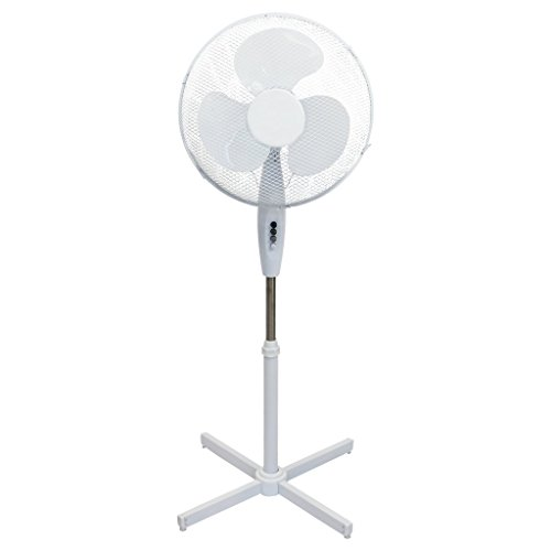 Oypla Electrical 16' Oscillating Pedestal Electric Cooling Fan