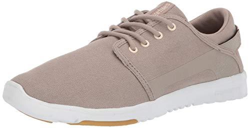 Etnies ETNAB Herren Scout Sneaker, (Tan/White/Gum 269), 4.5 UK EU