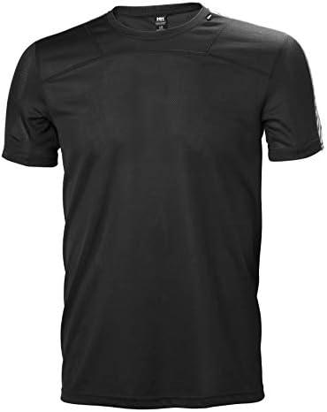 Helly Hansen HH LIFA T-Shirt - Camiseta Técnica De Protección Solar Manga Corta Hombre: Amazon.es: Ropa y accesorios