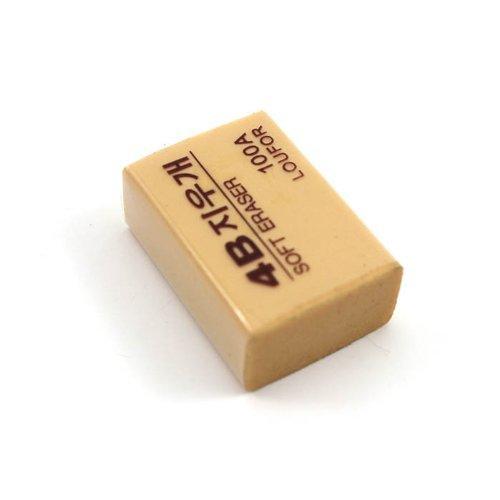 4B Soft Eraser - 6