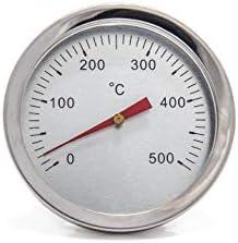 Compra Giemme Spoleto Termómetro INOX 500 °C para Horno fijación ...