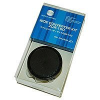 Minolta ZCW-100 Wide Converter Kit w/ Adapter Ring for Dimage Z1 & Z2