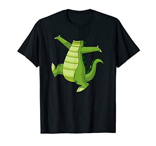 Crocodile Alligator Easy Halloween Costume T-Shirt ()