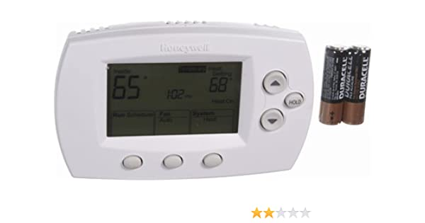 Honeywell TH6110D1021 Heat/Cool Digital Thermostat - Programmable Household Thermostats - Amazon.com