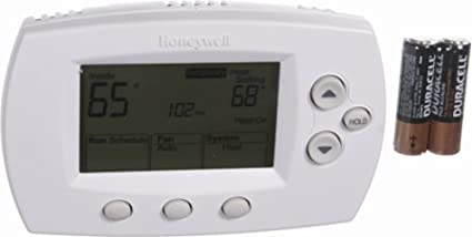 Honeywell TH6110D1021 Heat/Cool Digital Thermostat