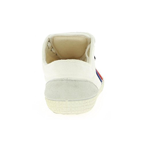 Blue mode Red Kawasaki 23 Blanc E13 Retro Sp hommes Baskets White qpzOwRvXp