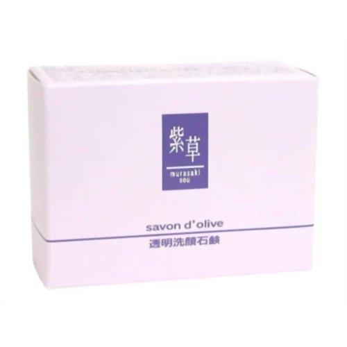 またはインタラクションバルコニー紫草 サボンドリーブ(洗顔)