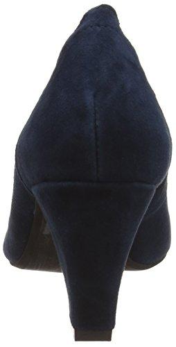 Le Donne Caviglia Scarpe Conti Scuro Cinghia 017 Alla 3009226 Di Andrea blu Blu EtxSqZE