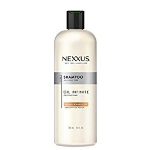 Nexxus Oil Infinite 25 OZ/739 mL Shampoo & Conditioner Set [Babassu Oil] (25 OZ/739 mL Shampoo & Conditioner Set)