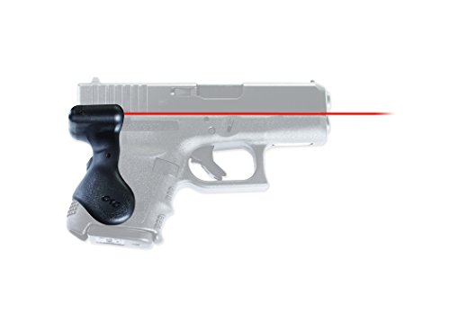 Crimson Trace LG-626 Lasergrips Red Laser Sight Grips for GLOCK Subcompact Pistols by Crimson Trace (Image #1)
