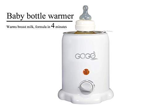 Baby 3 to 4 Ounces Heating Safe 500W ETL Certified, BPA Free, Hot Spots, at