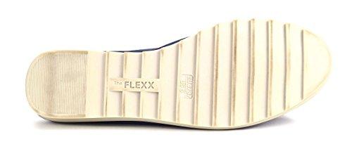 Flexx Femme Marine The Mocassin Baby Call Bleu HwnTOA