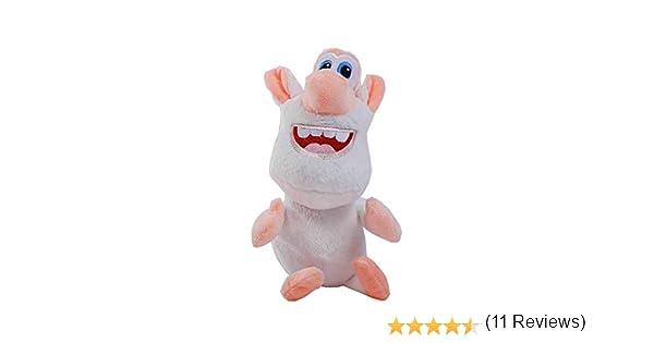 UK Plush Toys Russia Booba Buba White Pig Cartoon Cooper Soft Doll Filled Gift