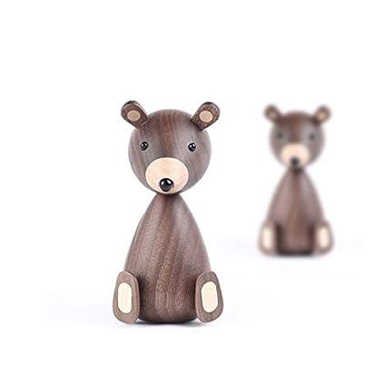 Amazon.com: ZAMTAC - Adornos de madera de Dinamarca para ...