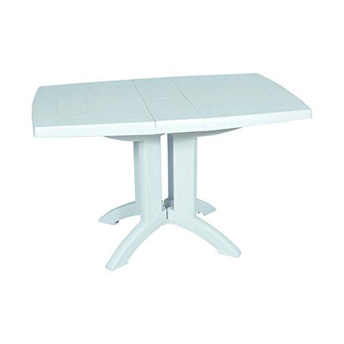 Amazon.de: GreenAzur - Gartentisch aus Kunststoff, Klapptisch ...
