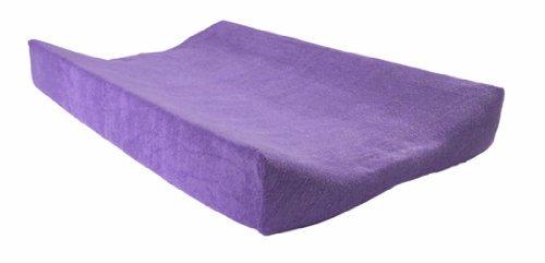 Jollein 550?_ 0076?Changing Mat Cover 50?x 70?cm purple by Jollein by Jollein