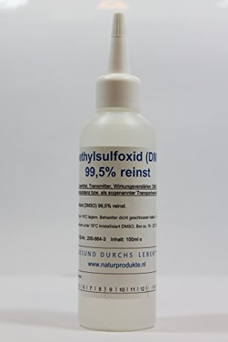 DMSO Liquid Water Unscented Container product image