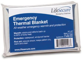 Alimed Emergency Thermal Blankets, (30 Per Case) by AliMed (Image #1)