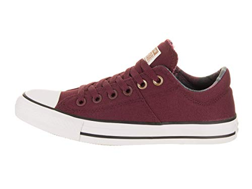 Pictures of Converse Women's Chuck Taylor All Star Dark Burgundy/White/Black 5