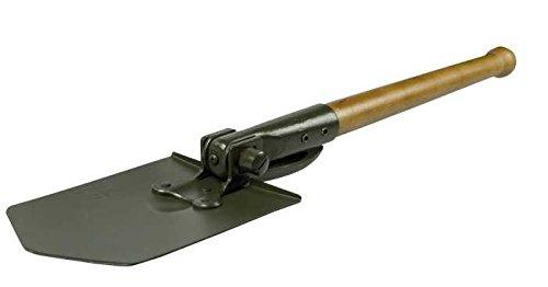 Mil Tec German Style Folding Shovel w/ Pick