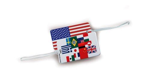 Lewis N Clark International Flag
