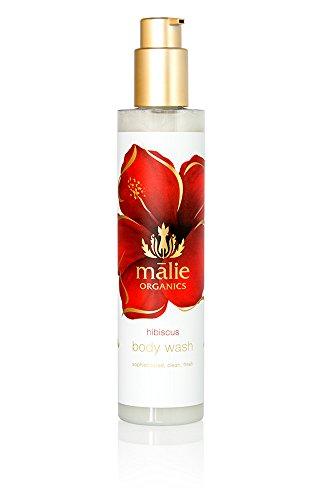 (Malie Organics Body Wash - Hibiscus)