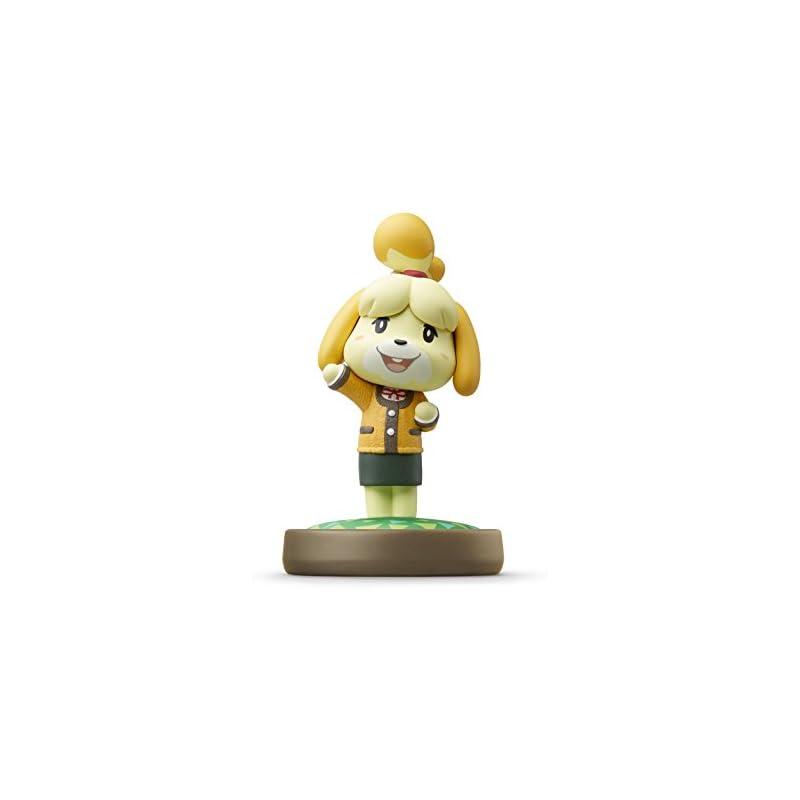 Nintendo Isabelle Winter Outfit amiibo -