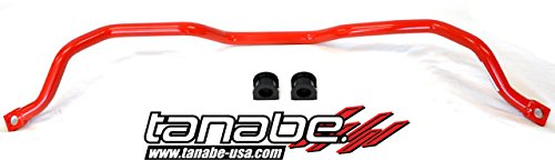 Tanabe TSB009F Sustec 30.4mm Diameter Front Sway Bar for 1994-1997 Honda Accord 2DR 4DR ()