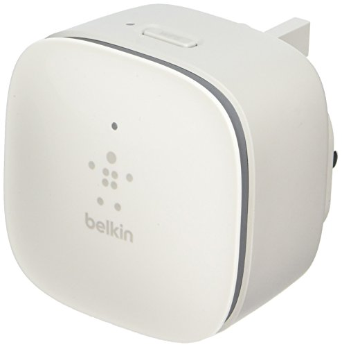 Belkin N300 Wireless Range Extender Dual Band USB Adapter-PARENT