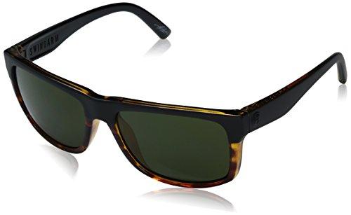 Electric Visual Swingarm Darkside Tortoise/Ohm Grey Sunglasses (Electric Sunglasses Tonette)