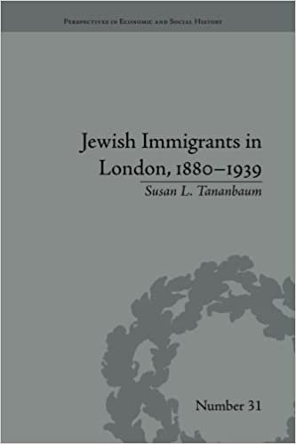 Jewish Immigrants in London, 1880–1939 (Perspectives in Economic and Social History)