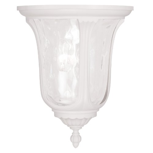 03 White Ceiling Mount - 6