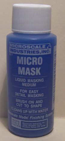 MicroScale Industries Micro Mask - Liquid Masking Fluid by Microscale Industries