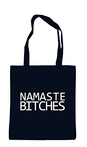 Namaste Sac Namaste Bitches Namaste Bitches Sac Noir Bitches Noir qInxpq7U