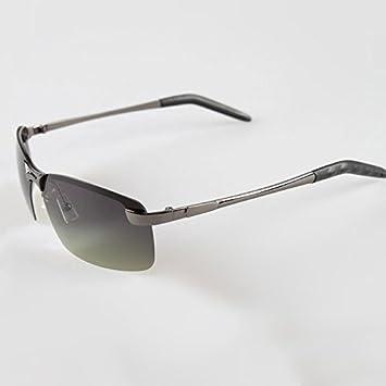 GAOCF Sonnenbrille Schatten Polarisierende Brille Großhandel Mann 3043 Sonnenbrille Polarisiert Sonnenbrille Classic Metall Vintage-Mode Sonnenbrillen Fahren , 2