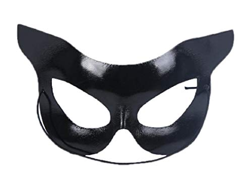 WitHelper Cat Eye Mask Halloween -
