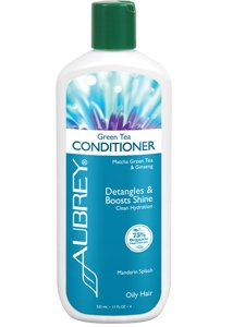 Green Tea Conditioner Aubrey Organics 11 oz Aubrey Organics Hair Conditioner