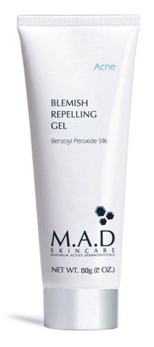 Buy cheap M.A.D SKINCARE ACNE: Blemish Repelling Gel 5% BPO - 60g