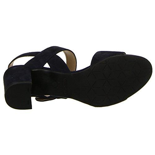 Salamander Damen Sandalette Blau