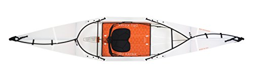 Oru Kayak Beach LT Folding Portable Lightweight Kayak - For Day Trips, Picnics, and Casual Fun with Family and Friends by Oru Kayak