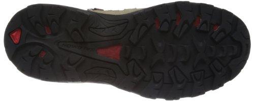 3 Eu swamp Marche Marron Femme Salomon 2 rubis Chaussures thyme 40 De 111531 Multicolore OXWURW7