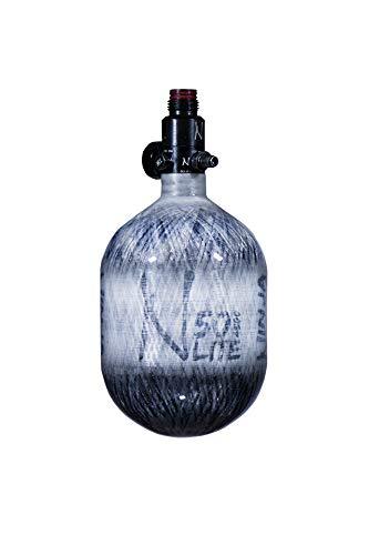 Ninja Paintball 45/4500 Grey Ghost LITE Carbon Fiber HPA ()