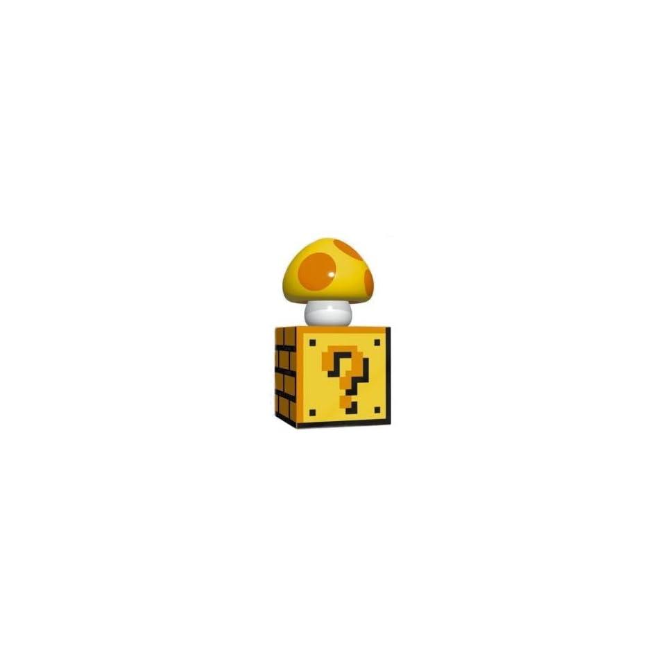 Nintendo Super Mario Bros. Mushroom Solar Figure Toys & Games