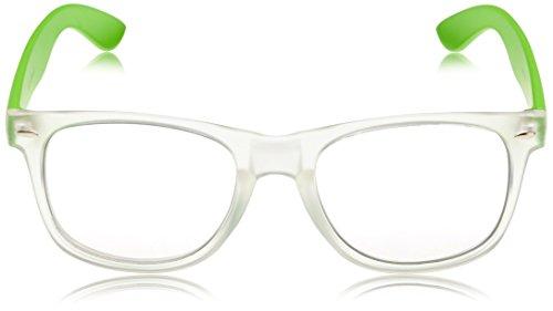 olive Clear Dice Soleil Green De Lunettes Multicolore xwfq16A