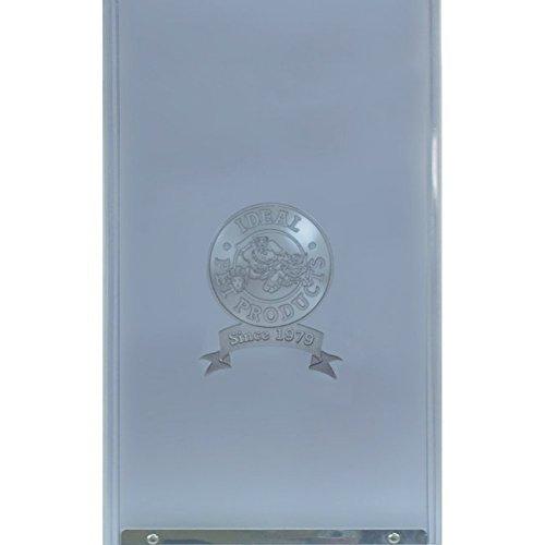 Replacement Pet Flap Door (Ideal Pet Products - Plastic or Deluxe Ideal Pet Door Flap - Medium - IPP-RFMN)