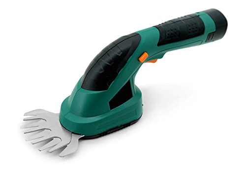 MLG Tools ET1502 7.2-Volt Lithium Rechargeable Cordless Compact Grass Shear / Shrub (Hand Grass)