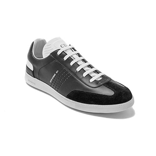 Dior Homme Men's Leather B01 Sneaker Shoes Black Dior Homme Mens Leather